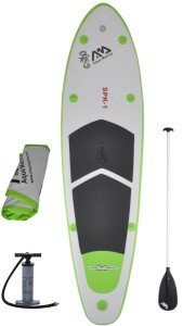 Inflatable SUP Stand Up Paddle Board and 3PC Adjustable Paddle