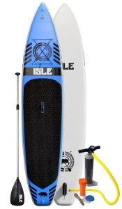 Isle 12ft 6inch Inflatable Stand Up Paddle Board
