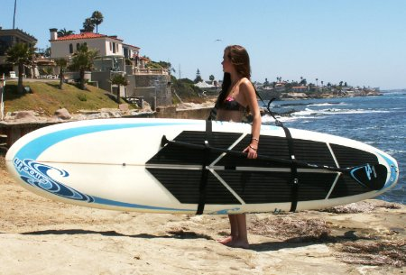 Big Board Stand Up Paddle Surfboard Carrier  Sling