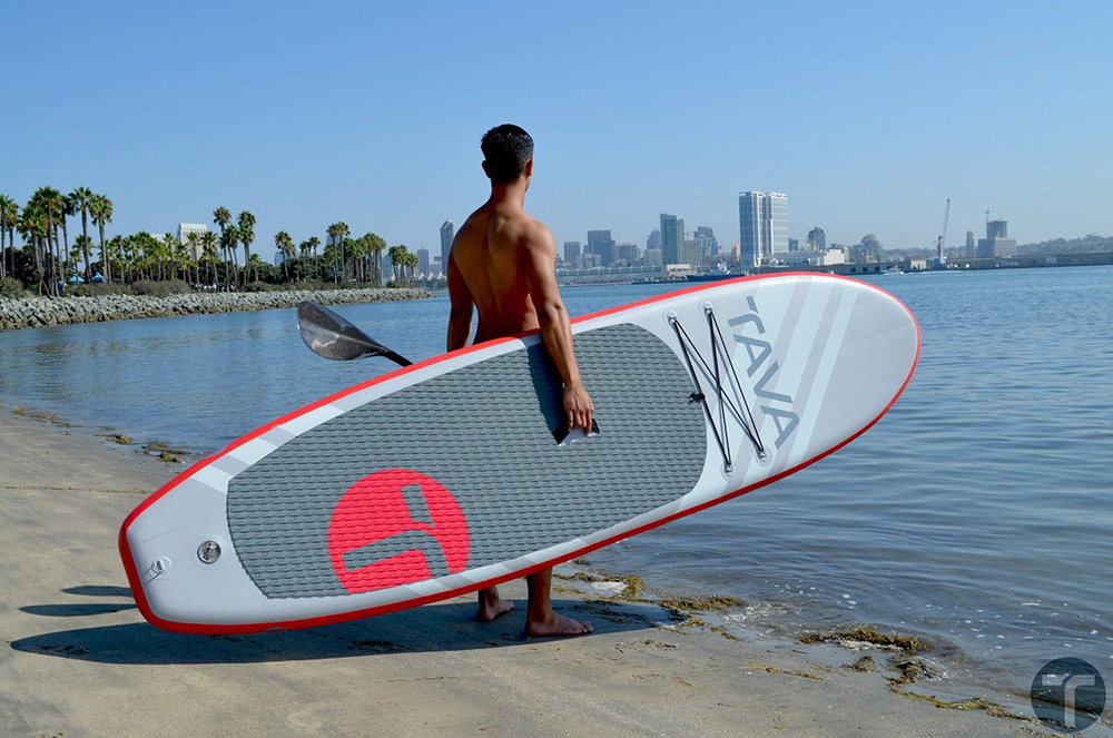 What To Look For In An Inflatable Stand Up Paddleboard